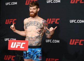 Devin Powell UFC