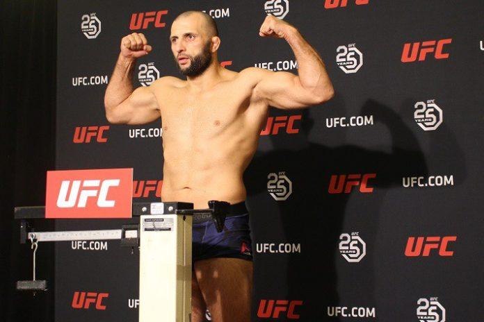 Gadzhimurad Antigulov UFC