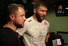Ion Cutelaba UFC Calgary