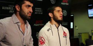 Islam Makhachev UFC Calgary