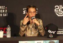 Joanna Jedrzejczyk UFC Calgary UFC 231