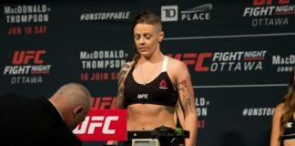 Joanne Calderwood UFC