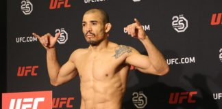 Jose Aldo, UFC Calgary early weigh-ins