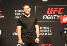 Khabib Nurmagomedov UFC Calgary UFC 229 Conor McGregor