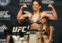 Liz Carmouche UFC