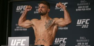 Platinum Mike Perry UFC