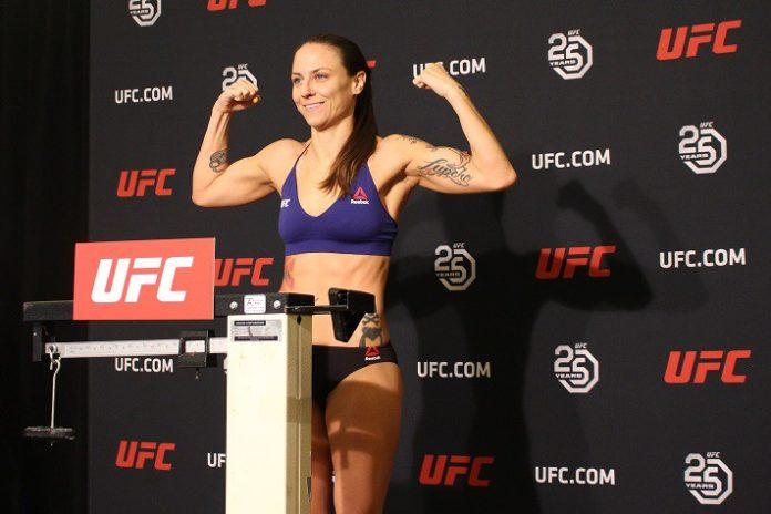 Nina Ansaroff UFC 231