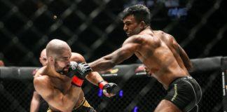 Indian Fighter Rahul Raju