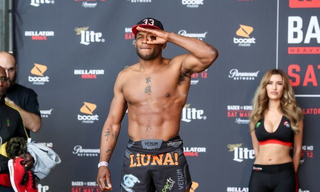 Paul Daley Bellator MMA