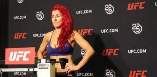 Randa Markos, UFC Calgary