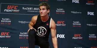 Sage Northcutt UFC