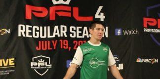 Steven Siler, PFL 4