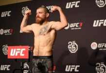 Jim Miller, UFC Atlantic City