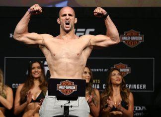 Volkan Oezdemir UFC Moncton