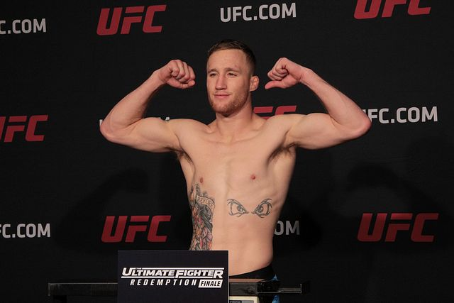 Justin Gaethje James Vick UFC Lincoln UFC Philadelphia Edson Barboza