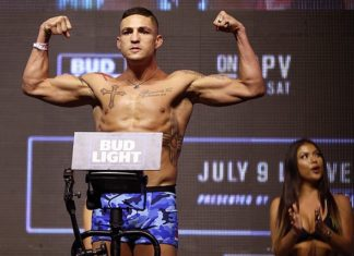 UFC Diego Sanchez