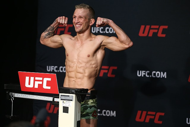 UFC: TJ Dillashaw