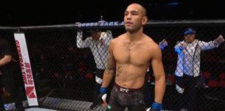 Frank Camacho UFC
