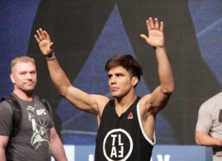Henry Cejudo UFC 227 UFC Brooklyn