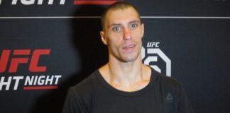James Vick UFC