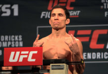 Joseph Benavidez UFC 233