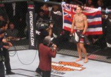 Max Holloway UFC 206