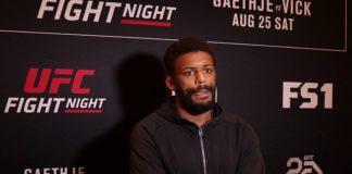 Michael Johnson UFC