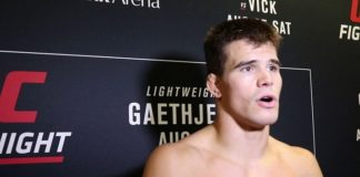 Mickey Gall, UFC Lincoln
