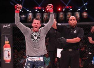 Pat Curran Bellator MMA