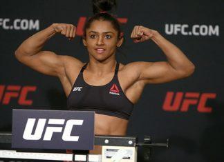 Viviane Pereira UFC