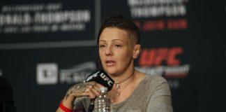 Joanne Calderwood UFC Brooklyn