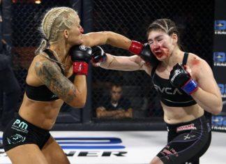 Lisa Spangler vs Shanna Young