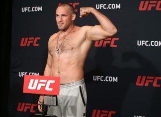 UFC Alexey Oleynik