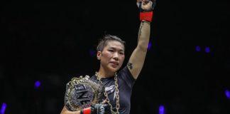 Xiong Jing Nan - ONE Championship: Beyond the Horizon