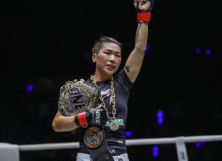 Xiong Jing Nan - ONE Championship: Beyond the Horizon
