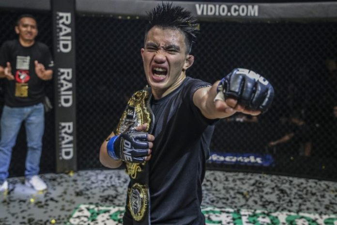 ONE Championship: Conquest of Heroes - Joshua Pacio