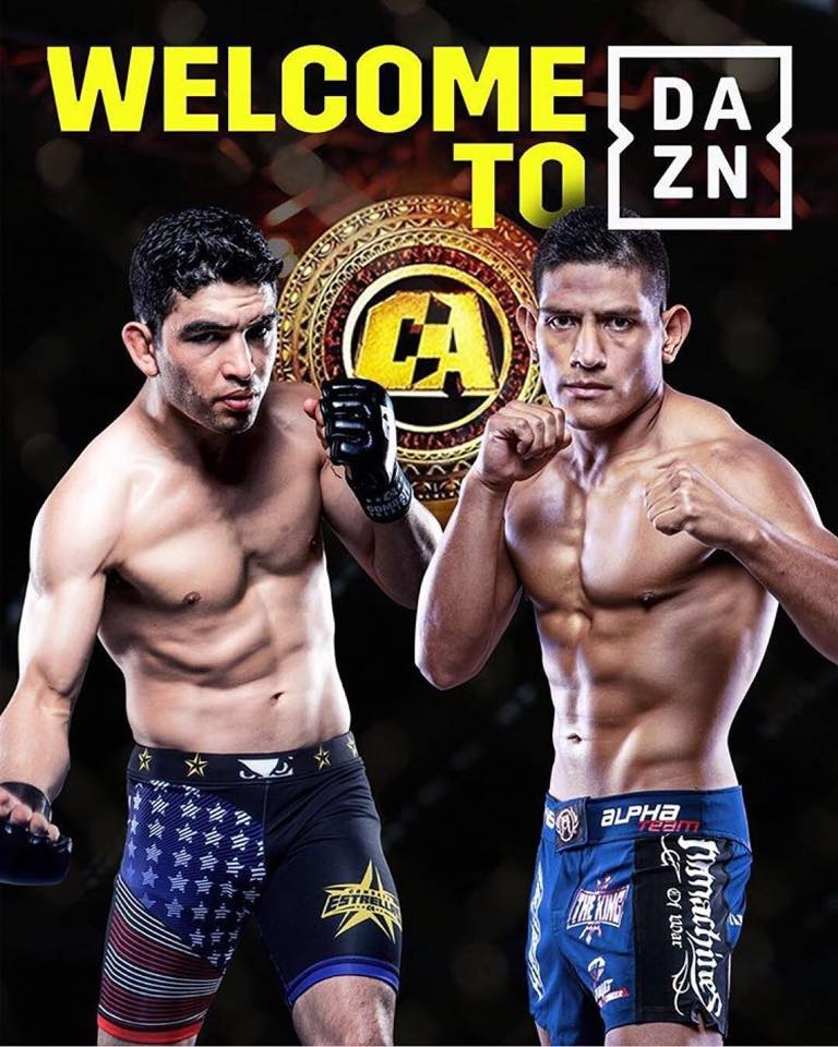 Combate Americas Announces Multi-Year Deal With DAZN