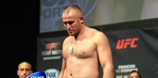 Aleksei Oleinik UFC St. Petersburg
