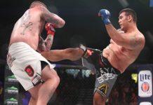 Augusto Sakai made his UFC debut at UFC Sao Paulo