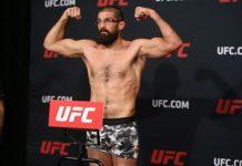 Court McGee UFC