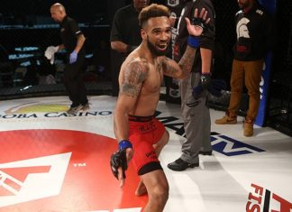 Andre Ewell UFC Greenville