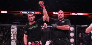 Gegard Mousasi returns at Bellator 206