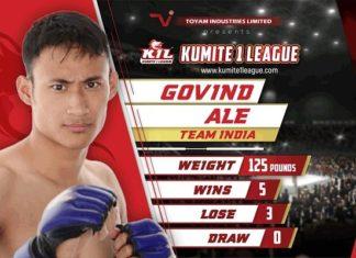 Govind Ale Kumite 1 League