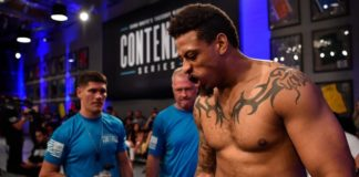 Greg Hardy UFC Fort Lauderdale