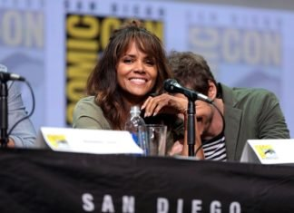 Halle Berry set to direct, star in MMA film Bruised