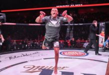 Jarod Trice returns at Bellator 205