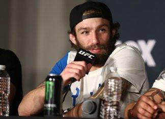 Michael Chiesa UFC 232