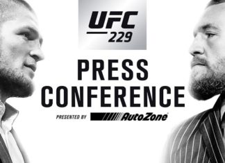 UFC 229 Press Conference