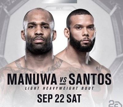 UFC Fight Night 137