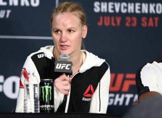 Valentina Shevchenko UFC